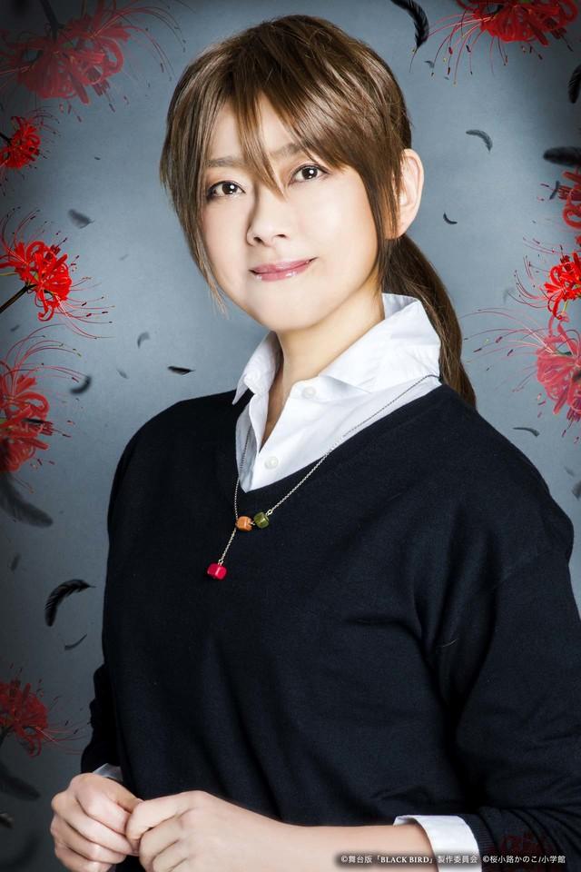 秋本奈緒美演じる陽子。