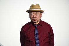 「八王子ゾンビーズ」DVD発売記念イベントより、鈴木おさむ。