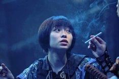 劇団アカズノマ 第2回公演「夜曲 nocturne」より。(撮影:堀川高志)