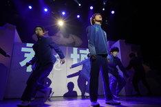 「青春歌闘劇バトリズムステージWAVE」より。
