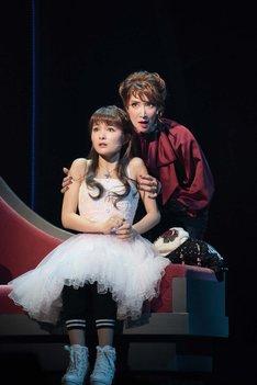 ミュージカル「ロミオ&ジュリエット」ゲネプロより。