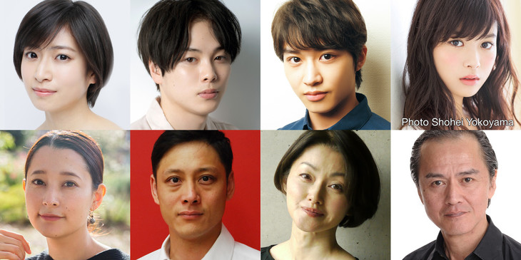 KAAT神奈川芸術劇場プロデュース「恐るべき子供たち」の出演者。
