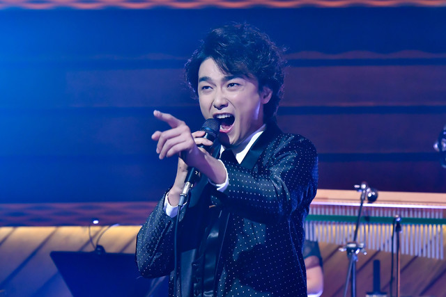 "BS-TBS「Sound Inn ""S""」より。"