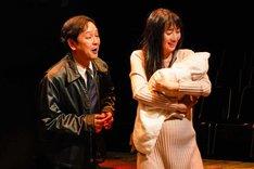 モジリ兄とヘミング 第2回公演「オットセイ・オデッセイ」より。