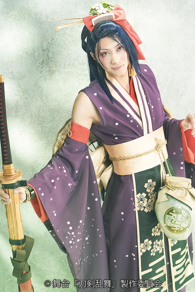 小坂涼太郎扮する次郎太刀。