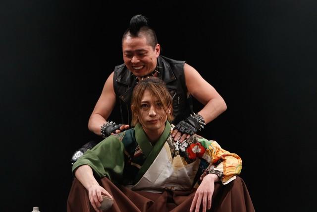「劇団アニメ座ハイブリッド~めぐりあい・舞台~」より。