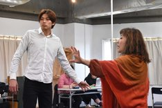 New Musical「Color of Life」稽古場より。