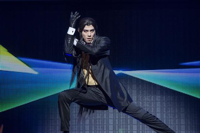 「舞台『パタリロ!』★スターダスト計画★」より。青木玄徳演じるバンコラン。