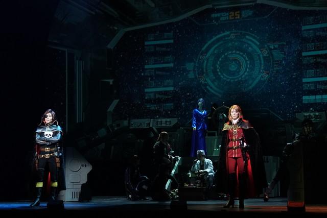 「銀河鉄道999 劇場版公開40周年記念作品 舞台『銀河鉄道999』さよならメーテル~僕の永遠」より。