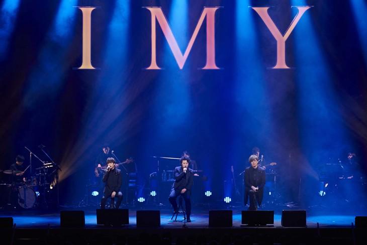 「IMY旗揚げコンサート~まだ色々曖昧なトリオの明確な門出~」より。