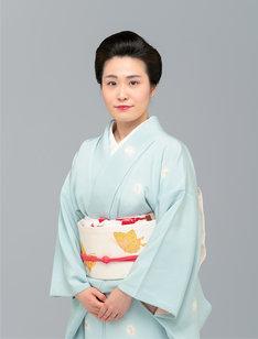 井上安寿子(撮影:桂秀也)