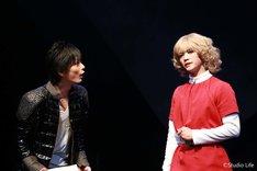 Studio Life公演「音楽劇 11人いる!」より。