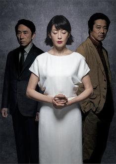 シス・カンパニー公演「死と乙女」ビジュアル