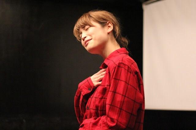 2018年に上演されたRoMT Acting lab.「ギャンブラーのための終活入門」より。(撮影:臼杵遥志)