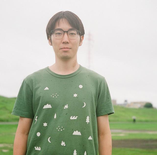 池田亮(撮影:川喜田茉莉)