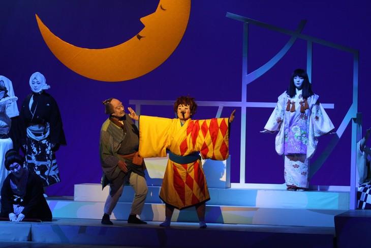 第3回 日本舞踊 未来座「=彩(SAI)=『檜男=ぴのきお=』」より。
