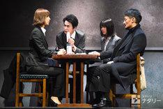 舞台「アンフェアな月」第2弾「~刑事 雪平夏見シリーズ~『殺してもいい命』」より。