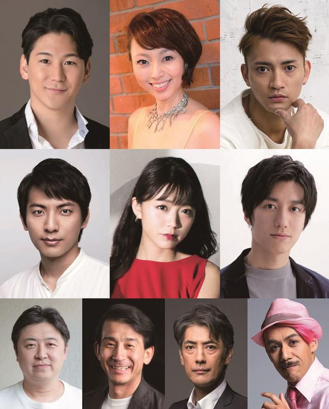 「ブロードウェイ・ミュージカル『ウエスト・サイド・ストーリー』Season1」出演者