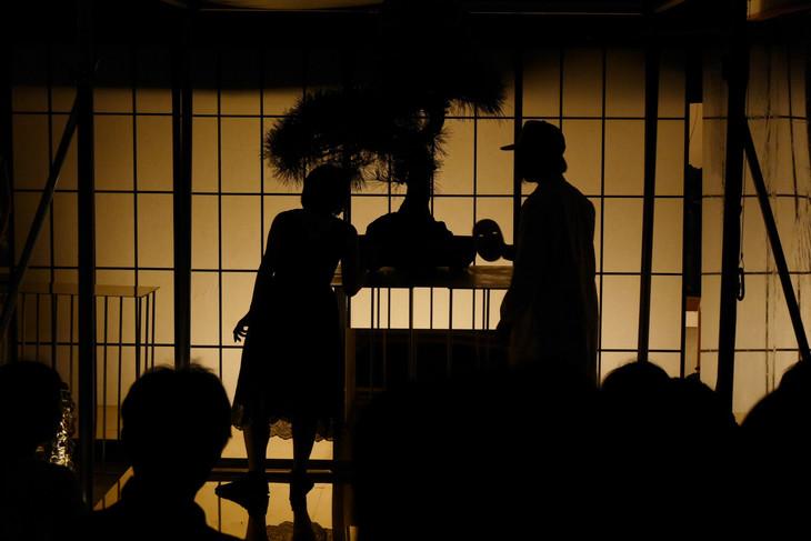 百景社アトリエSELECT 鎌ヶ谷アルトギルド「THE DIVER」初演より。