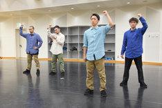 「What if…Just dance それでも僕はダンスを続けていく」より。