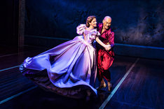 2017年のミュージカル「王様と私」ロンドン公演より。(Photo by Matthew Murphy The London Palladium Production)