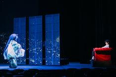 「MANSAI◎解体新書 その参拾 特別版『5W1H』」より。(photo by Suguru Saito)