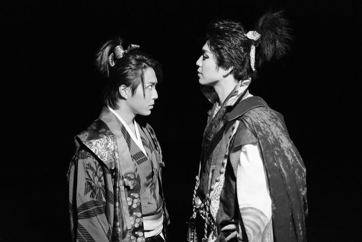 舞台「信長の野望・大志 -零- 桶狭間前夜 ~兄弟相克編~」ビジュアル