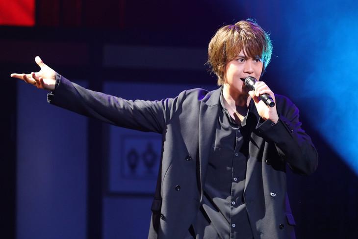 「浦井健治のDressing Room Live」より。
