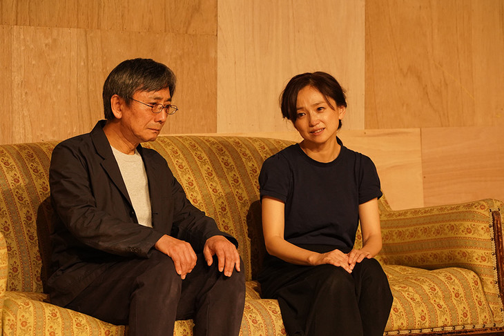 PARCOプロデュース2019「人形の家 Part2」の稽古風景。(撮影:尾嶝太)