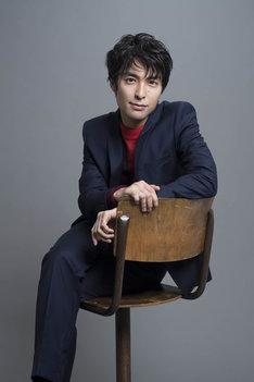 海宝直人(photo by ITARU HIRAMA)