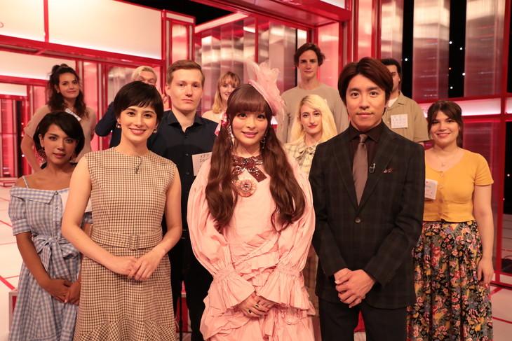 NHKワールド JAPAN「NHK WORLD-JAPAN presents SONGS OF TOKYO」より。(写真提供:NHK)