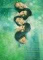 「相対的浮世絵」宇宙Six山本亮太ら出演者5名が浮かび上がるビジュアル解禁