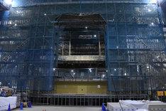 現在建設中の東京・JR東日本四季劇場[秋]。