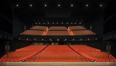 東京・JR東日本四季劇場[春]の客席イメージ。