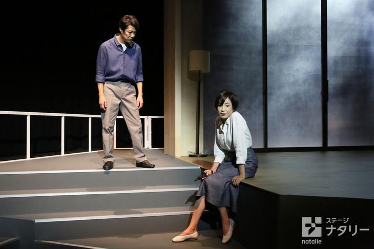 シス・カンパニー公演「死と乙女」より。(撮影:宮川舞子)