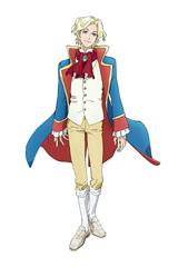 ドーワー王国の王位継承権を持つ、唯一の王子であるシュヴァーン(CV:宮野真守)。ACCAが気に入らない様子を見せる。