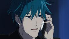アニメ「ACCA13区監察課」第12話より、ニーノ。