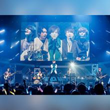 ライブ「BanG Dream! Argonavis 2nd LIVE VOICE-星空の下の約束-」より。