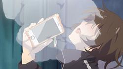 劇場OVA「あさがおと加瀬さん。」より、ウブな山田のかわいさに胸を撃ち抜かれる加瀬さん。