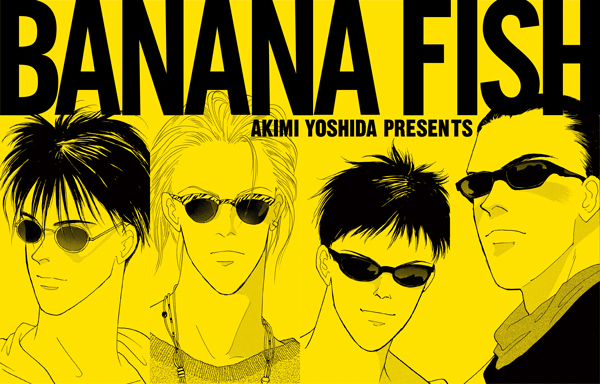 banana fish An archive of our own, a project of the organization for transformative works.