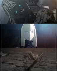すべてシボ。シボは原作マンガでも劇場版でも、その姿形がかなり変化するキャラクター。