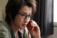 映画「僕だけがいない街」より、藤原竜也演じる藤沼悟。