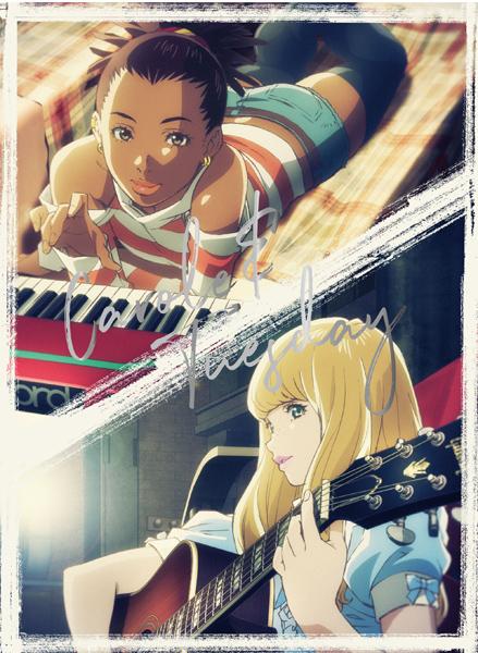 「キャロル&チューズデイ」Blu-ray Disc