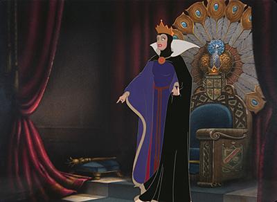 「白雪姫」より。