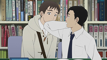 「澤先生と矢ヶ崎くん」より。