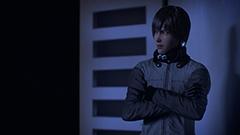 「GANTZ:O」より、西丈一郎。新たにミッションに参加することになった加藤を邪険に扱うが……。