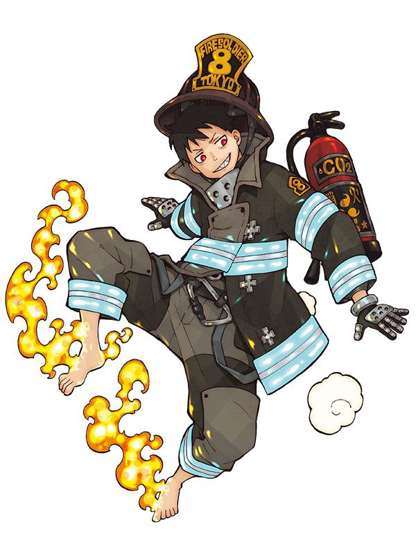 炎炎ノ消防隊の画像 p1_16