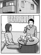パイナップルの名で働くまさみは、客として出会った真面目なサラリーマン・岸田に心惹かれていく。