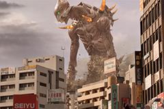 「巨神兵東京に現わる」場面写真 ©2012 Studio Ghibli