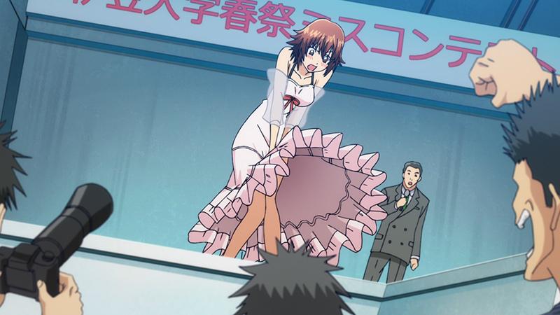 テレビアニメ「ぐらんぶる」第4話より。